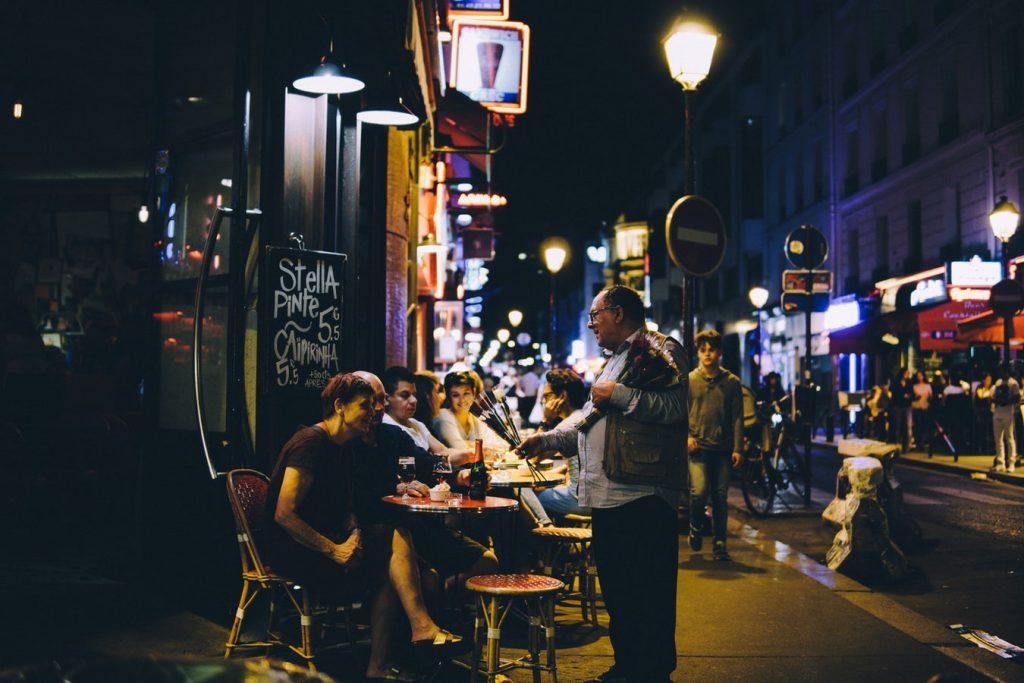 보행자 활동특성 분석을 통한 상업지 야간 경관 및 야간환경 관리를 위한 연구