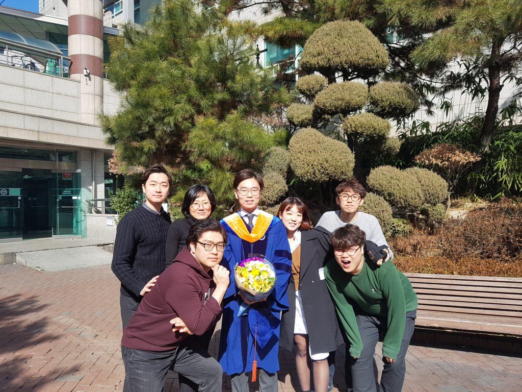 2017년 전기 졸업식